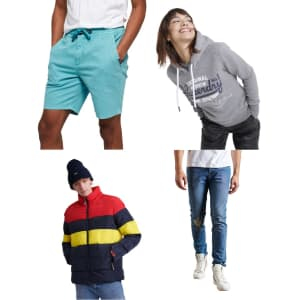 Superdry at eBay: Up to 50% off