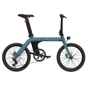 """Fiido D11 20"""" Folding Electric Bicycle for $950"""