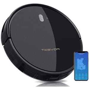 Tesvor Robot Vacuum Cleaner for $128