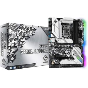 ASRock Intel ATX RGB Motherboard for $181
