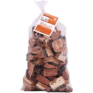 Camerons Natural Wood BBQ Smoking Chunks 10-lb. Bag for $32