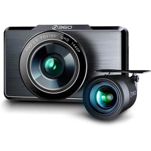 + 360 Dual Dash Camera for $90 w/ Prime