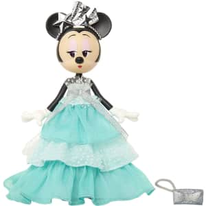 Disney Minnie Mouse Glamour Gala Special Edition Doll for $18
