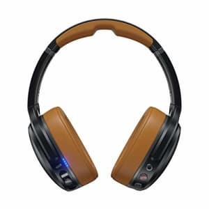 Skullcandy Crusher Anc Personalized Noise Canceling Wireless Headphone - Black/Tan for $356