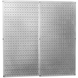 Wall Control Galvanized Steel Pegboard Pack for $50