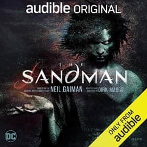 """The Sandman"" Audible Audiobook: Free"