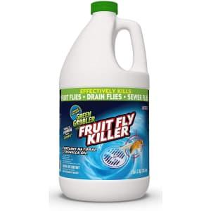 Green Gobbler Fruit Fly Goodbye Gel 1-Gallon Drain Treatment for $30