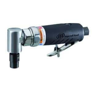 """Ingersoll Rand 3101G 1/4"""" Heavy Duty Angle Die Grinder, Black for $92"""