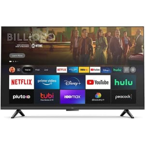 """Amazon Fire TV 50"""" Omni Series 4K UHD Smart TV for $400 at checkout"""