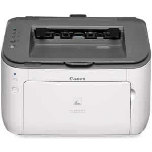 Canon ImageCLASS Wireless Monochrome Laser Printer for $140