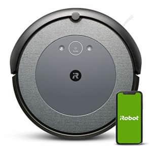 iRobot Roomba i3 Wi-Fi Robot Vacuum - Vacuum Only (Renewed) for $274