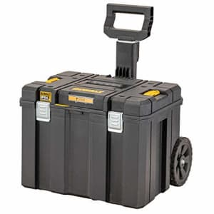 Dewalt DWST83347-1 Mobile Tool Box (36L Volume, on Wheels with Telescopic Handle, Can be Used with for $101