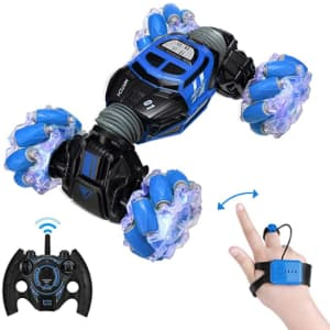 RC Stunt Car w/ Gesture Control for $35