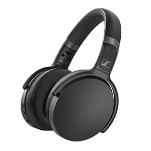 Sennheiser HD 450SE Bluetooth 5.0 Wireless Headphone with Alexa - Active Noise Cancellation, for $200