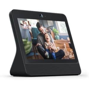 """1st Gen. Facebook Portal 10.1"""" Smart Video Calling Touch Screen for $89"""