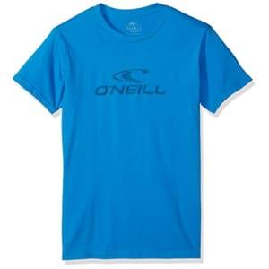 O'NEILL Men's Supreme T-Shirt, Brilliant Blue, S for $21