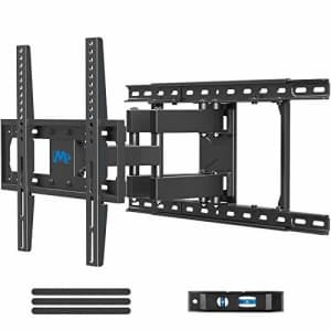 Mounting Dream TV Mount Full Motion TV Wall Mounts for 26-55 Inch Flat Screen TV, Wall Mount TV for $51