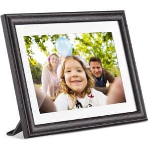 """Pastigo 10.1"""" HD WiFi Digital Photo Frame for $130"""