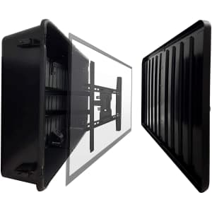 """Storm Shell Outdoor TV Enclosure for TVs from 45"""" to 55"""" for $405"""