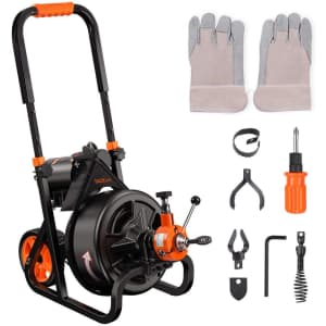 Tacklife Electric Drain Auger for $330