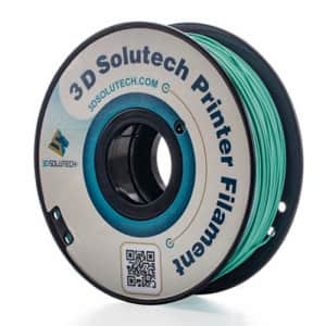 3D Solutech 3DPLACADBLU Cadet Blue 3D Printer PLA Filament 1.75MM, 2.2 LBS (1.0KG) for $20