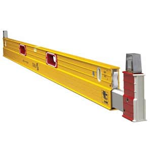 Stabila Inc. Stabila 35610 Type 106T Extendable Plate Level 6-10 Feet with Removable Standoffs The Extra Long for $320