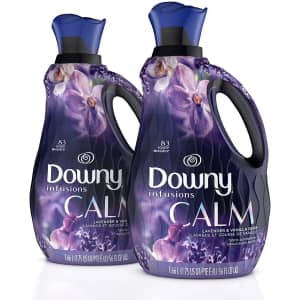 Downy Infusions Calm Fabric Softener 2-Pack for $10.19 via Sub & Save