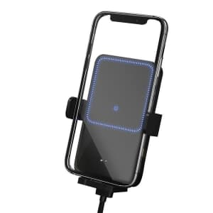 15W Qi Wireless Car Charger for $18