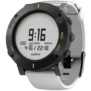 Suunto Core White Crush Digital Composite Multi Quartz Men's Watch SS020690000 for $400