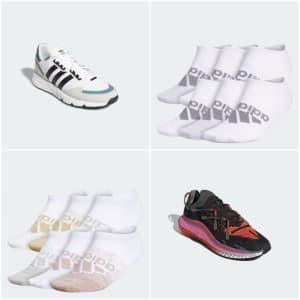 Adidas at eBay: Extra 15% off $25+