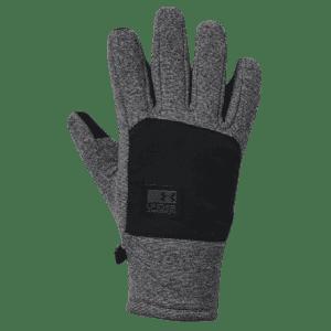 Under Armour Men's ColdGear Infrared Fleece Gloves for $14
