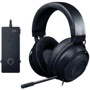 Razer Kraken Tournament Edition THX 7.1 Surround Sound Gaming Headset for $60