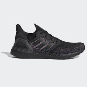 adidas Men's Ultraboost 20 Running Shoes for $88