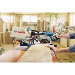 Bosch CM8S 8-1/2 Inch Single Bevel Sliding Compound Miter Saw for $443