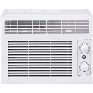 GE AHV05LZ Window Air Conditioner with 5050 BTU Cooling Capacity, 115 Volts in White for $197