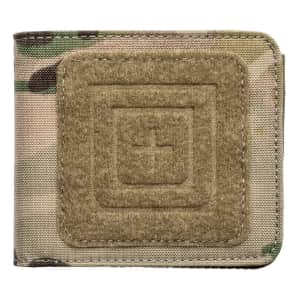 5.11 Tactical Camo Bifold Wallet for $14