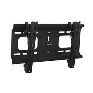 Mount-It! Low-Profile Tilting TV Wall Mount Bracket for 32 to 55 inch LCD, LED, OLED, 4K or Plasma for $24