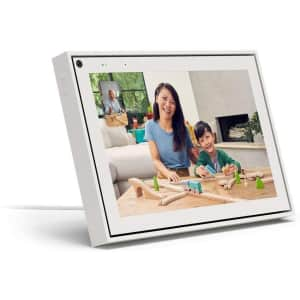 """Facebook Portal Smart Video Calling 10"""" Touch Screen Display for $129"""