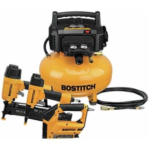 Bostitch Air Compressor 3-Tool Combo Kit for $199