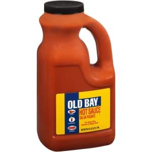 McCormick Old Bay 64-oz. Hot Sauce Jug for $13