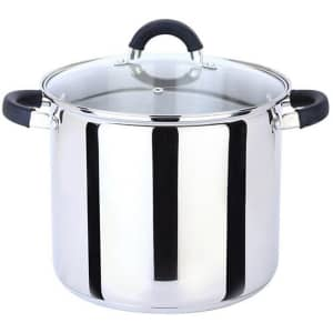 Maxcook Stainless Steel Stock Pot for $34