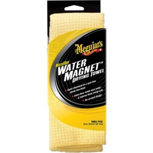Meguiar's Water Magnet Microfiber Drying Towel for $6