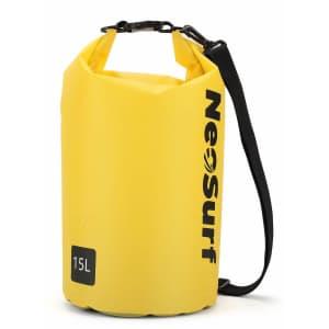 Neosurf 15L Waterproof Dry Bag for $12