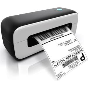 Ponek Thermal Label Printer for $80