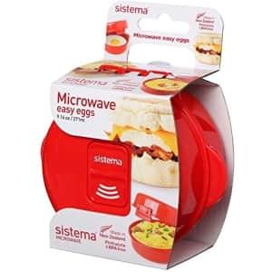 Sistema Easy Eggs Microwave Cooker for $7