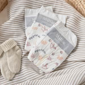 Millie Moon 2-Diaper Sample Pack for free