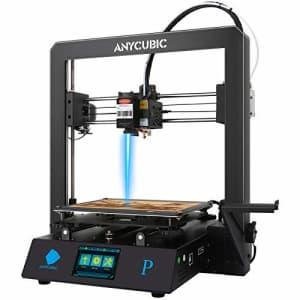 ANYCUBIC Mega Pro 3D Printer, 4th Gen 3D Printing & Laser Engraving 2 in 1 Filament FDM 3D Printer for $430