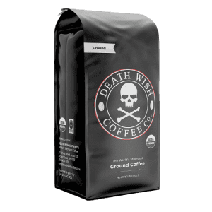 Death Wish Dark Roast 16-oz. Coffee Bag for $20
