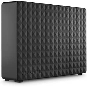Seagate Expansion Desktop 16TB USB 3.0 External Hard Drive for $400
