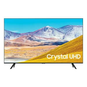"Samsung 8 Series 50"" 4K HDR LED UHD Smart TV (2020) for $679"